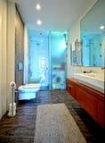 Salle de bains Photos libres de droits