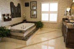 Salle de bains 1648 Images stock