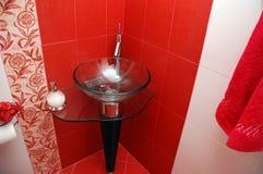 Salle de bains Photo libre de droits