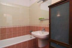 salle de bains Photo stock