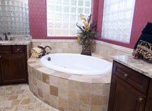 Salle de bains de luxe moderne photographie stock