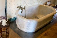 Salle de bains historique Images libres de droits