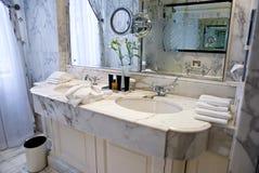 Salle de bains luxueuse Image stock