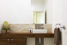 Salle de bains de taille de la famille photo libre de - Taille salle de bain ...