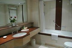 Salle de bains moderne Image stock