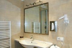 salle de bains moderne Images libres de droits