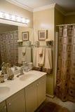Salle de bains moderne luxueuse Photo libre de droits