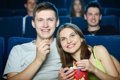 Salle de cinéma Photos libres de droits