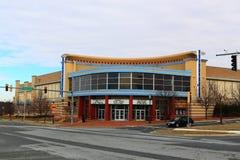 Salle de cinéma Image libre de droits