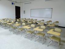 Salle de classe photographie stock libre de droits
