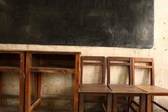 Salle de classe Photos stock