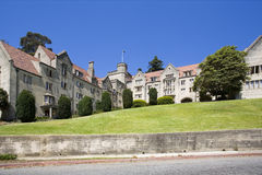 Salle de classe d'Uc Berkeley Photo libre de droits