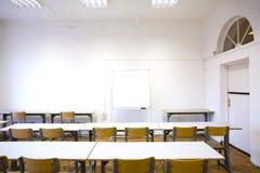 Salle de classe vide Photographie stock