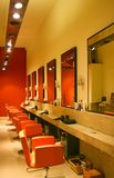 Salle de coiffeur Photographie stock libre de droits