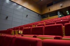 Salle de commande d'un théâtre Photo libre de droits