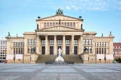 Salle de concert à Berlin Photo stock
