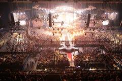 Salle de concert images libres de droits