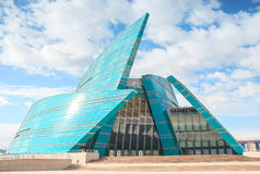 Salle de concert - Astana images stock