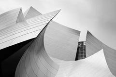 Salle de concert, Los Angeles, la Californie photographie stock libre de droits