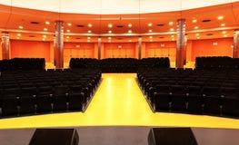 Salle de concert moderne images libres de droits