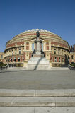 Salle de concert royale d'Albert Hall Image stock