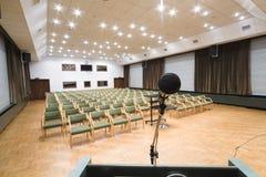 Salle de conférence Photo stock