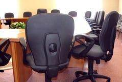 Salle de conférence Photos stock