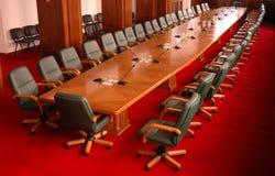 salle de conférence Images stock