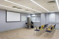 Salle de conférences Photo stock