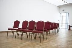 Salle de conférences Images stock