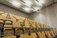Salle de conférences Image libre de droits