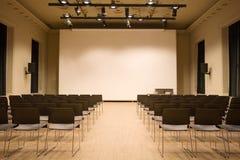 salle de conférences Photographie stock
