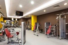 Salle de gym photo libre de droits