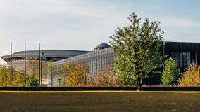 Salle de gymnastique Spodek Image stock