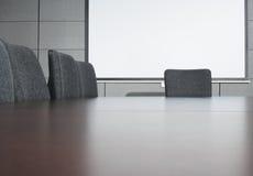 Salle de réunion. Photo stock