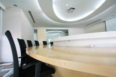 Salle de réunion moderne photographie stock