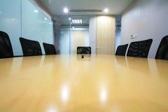 Salle de réunion moderne photos libres de droits