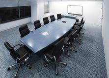 Salle de réunion  Photographie stock