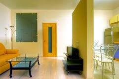 Salle de séjour Photo libre de droits