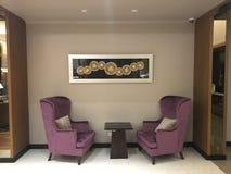 Salle de séjour Images stock