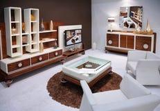 salle de séjour Image stock
