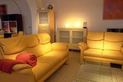 salle de séjour contemporaine photo libre de droits