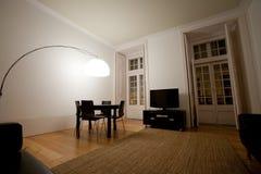 Salle de séjour dans le type moderne Photo libre de droits