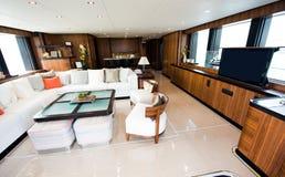 Salle de séjour de luxe Photos libres de droits