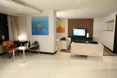 Salle de séjour luxueuse Photo libre de droits