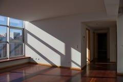 salle de séjour vide Image libre de droits
