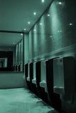 Salle de toilette publique photos libres de droits