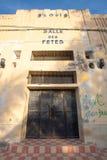 Salle des fêtes of Saint-Louis, Senegal Royalty Free Stock Photo