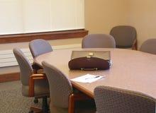 Salle du conseil d'administration Photographie stock