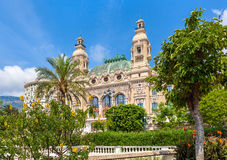 Salle Garnie in Monte Carlo, Monaco. Stock Photo